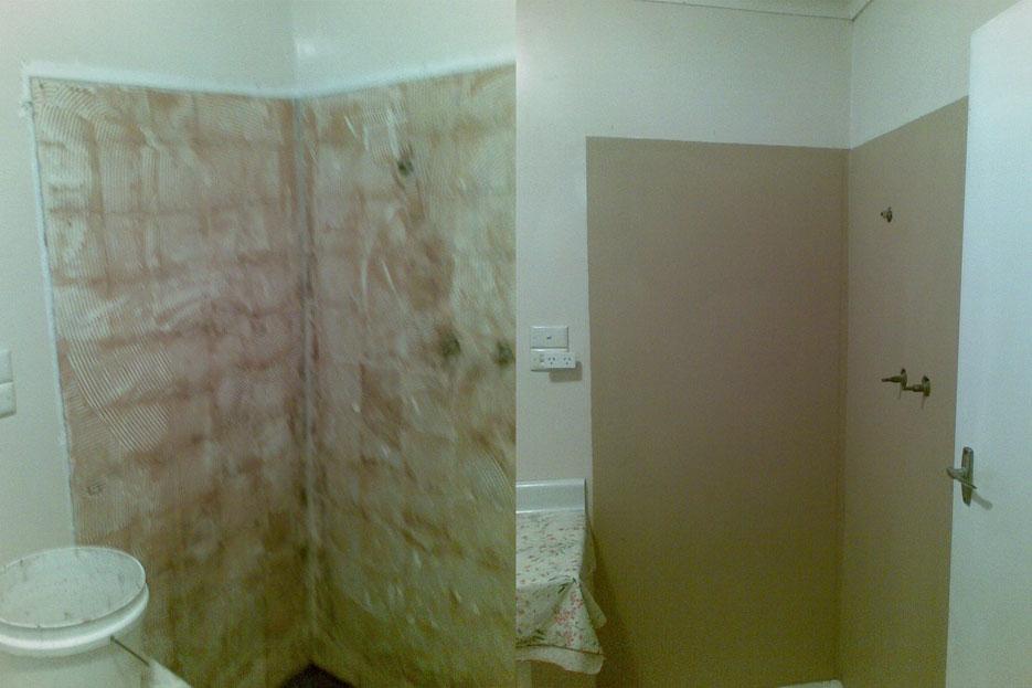 Bathroom Tile Quick Fix : Mr quick fix